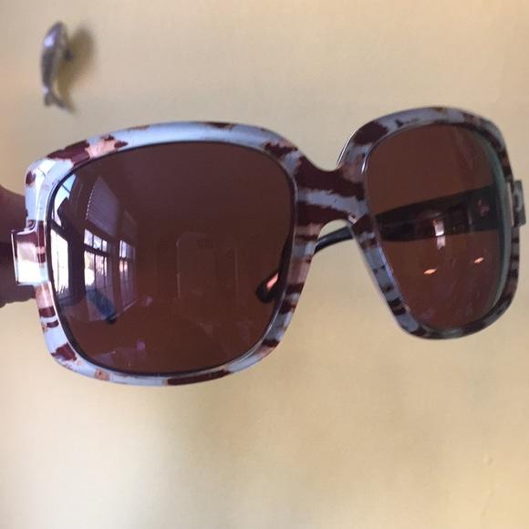 013c2ce9aa Christian Dior Accessories - Dior animal print sunglasses NWOT